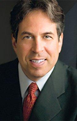 Dr. Ronald Blatt headshot