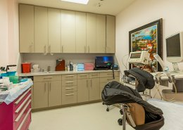 Sala de procedimientos MCVS